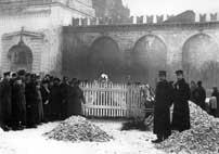 Кремль. Место гибели Великого Князя Сергея Александровича